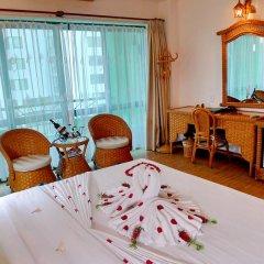 Green Hotel Nha Trang 3* Улучшенный номер фото 21