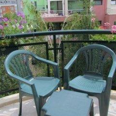 Отель Family Hotel Aurelia Болгария, Солнечный берег - отзывы, цены и фото номеров - забронировать отель Family Hotel Aurelia онлайн балкон