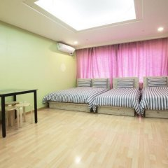 Отель NJoy Seoul Студия Делюкс с различными типами кроватей фото 19