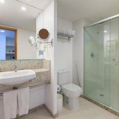 Отель Best Western PREMIER Maceió 4* Улучшенный номер с различными типами кроватей фото 2