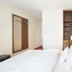Hotel Hafen Hamburg 4* Стандартный номер разные типы кроватей фото 9