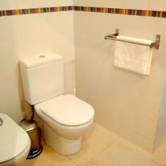 Отель Quart Silence ванная фото 2