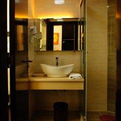 Joyfulstar Hotel Pudong Airport Chenyang 2* Стандартный номер с двуспальной кроватью фото 5