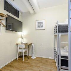 City Hostel Стандартный номер с различными типами кроватей