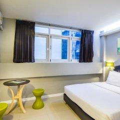 Отель @Hua Lamphong 2* Стандартный номер с двуспальной кроватью