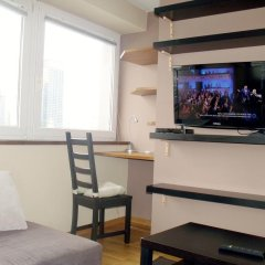 Отель NWW Apartamenty Люкс с различными типами кроватей