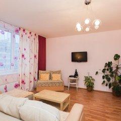 Апартаменты Алеся на Улице Малышева комната для гостей