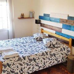 Отель O Bigode do Rato 2* Стандартный номер с различными типами кроватей фото 5