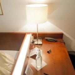 Отель Goldener Schlüssel 3* Стандартный номер с различными типами кроватей фото 7