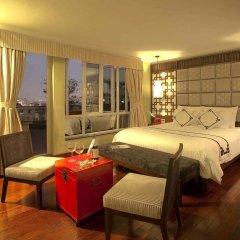 Church Boutique Hotel Hang Trong 3* Семейный люкс разные типы кроватей