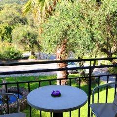 Отель Phivos Studios Греция, Палеокастрица - отзывы, цены и фото номеров - забронировать отель Phivos Studios онлайн балкон
