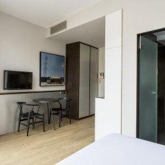 Отель Aparthotel Allada 3* Студия