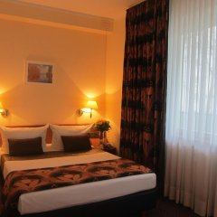 Hotel Atrium 3* Стандартный семейный номер с двуспальной кроватью фото 8