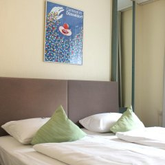 Monopol Hotel 3* Стандартный номер двуспальная кровать фото 4