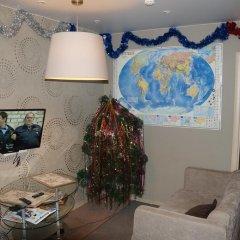 Хостел Обской Кровать в общем номере с двухъярусной кроватью фото 18
