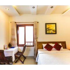Отель Hoang Thu Homestay 2* Стандартный номер с различными типами кроватей