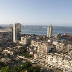 Отель Skyna Hotel Luanda Ангола, Луанда - отзывы, цены и фото номеров - забронировать отель Skyna Hotel Luanda онлайн пляж
