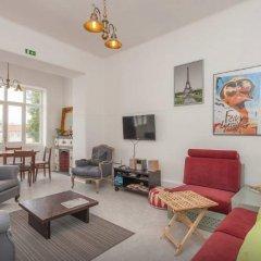 Отель Sunny Lisbon - Guesthouse and Residence 3* Стандартный номер с различными типами кроватей фото 6