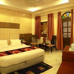 Hotel Wall City 3* Номер Делюкс с различными типами кроватей фото 3