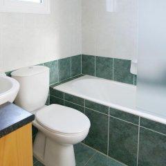 Отель Villa Aglaia Кипр, Протарас - отзывы, цены и фото номеров - забронировать отель Villa Aglaia онлайн ванная
