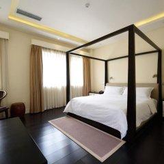 Tianjin Qingwangfu Boutique Hotel 4* Вилла с различными типами кроватей