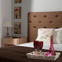 Notos Heights Hotel & Suites 4* Улучшенная студия с различными типами кроватей фото 16