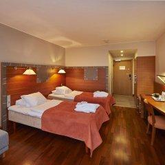 Отель Rantasipi Siuntion Kylpylä 3* Стандартный семейный номер с двуспальной кроватью фото 2