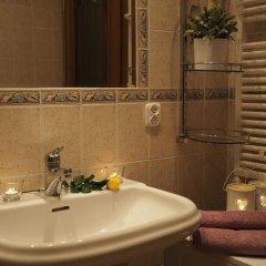 Отель Grand-Tourist Anker Gate Apartments Польша, Гданьск - отзывы, цены и фото номеров - забронировать отель Grand-Tourist Anker Gate Apartments онлайн ванная
