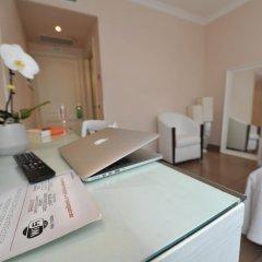 Отель Zaccardi 3* Стандартный номер с различными типами кроватей фото 10