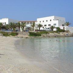 Отель Rocabella Испания, Форментера - отзывы, цены и фото номеров - забронировать отель Rocabella онлайн пляж фото 2