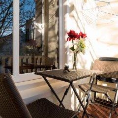 Отель Albert Cuyp Studio Нидерланды, Амстердам - отзывы, цены и фото номеров - забронировать отель Albert Cuyp Studio онлайн балкон