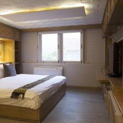 Golden Mountain Hostel Номер Делюкс с различными типами кроватей
