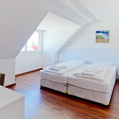Апартаменты Premium Apartments By Livingdowntown Цюрих комната для гостей фото 5