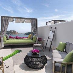 Отель The Nai Harn Phuket 4* Люкс с двуспальной кроватью