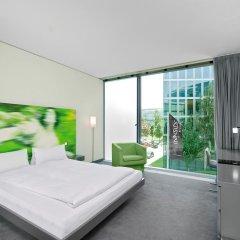 Отель INNSIDE by Meliá München Parkstadt Schwabing 4* Стандартный номер разные типы кроватей фото 5