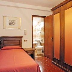 Hotel Fontana 3* Стандартный номер с различными типами кроватей