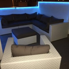 Отель Penthouse Oasis Beach La Zenia Испания, Ориуэла - отзывы, цены и фото номеров - забронировать отель Penthouse Oasis Beach La Zenia онлайн комната для гостей фото 3