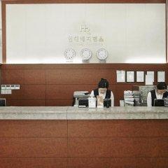 Отель Hyundai Residence Seoul спа