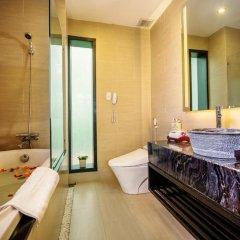 Отель Hoi An Beach Resort 4* Номер Делюкс с различными типами кроватей фото 14