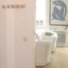 Апартаменты Business meets Düsseldorf Apartments Дюссельдорф удобства в номере