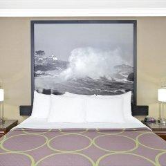 Отель Super 8 by Wyndham Los Angeles-Culver City Area 2* Стандартный номер с различными типами кроватей фото 5