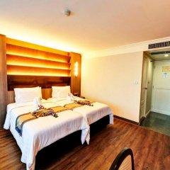 Jomtien Garden Hotel & Resort 4* Номер Делюкс с различными типами кроватей фото 22