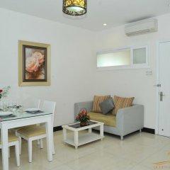 Queen Central Apartment-Hotel 3* Апартаменты с различными типами кроватей фото 18