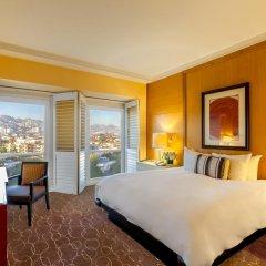 Отель Sofitel Los Angeles at Beverly Hills 4* Роскошный номер с различными типами кроватей фото 6