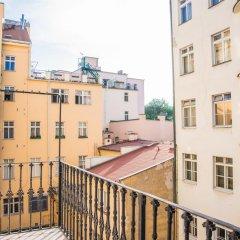 Апартаменты Domus Apartments балкон