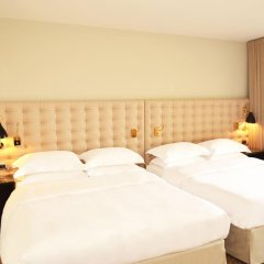 Отель Hyatt Regency Nice Palais de la Méditerranée 5* Улучшенный номер с различными типами кроватей фото 2