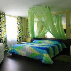 Гостиница Цветы Люкс разные типы кроватей фото 41