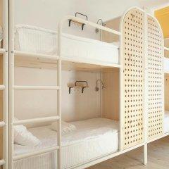 Хостел Netizen Кровать в мужском общем номере двухъярусные кровати фото 12