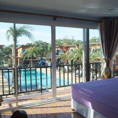 Отель Rattana Resort 3* Стандартный номер фото 4