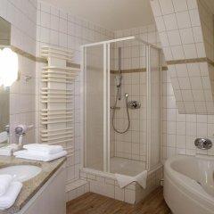 Hotel im Haus zur Hanse 3* Стандартный номер с различными типами кроватей фото 5